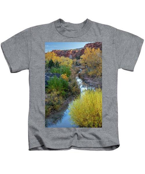 Little Dominguez Kids T-Shirt