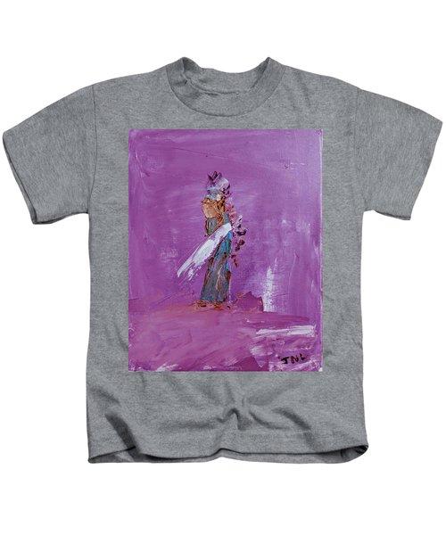 Little Indian Angel Kids T-Shirt