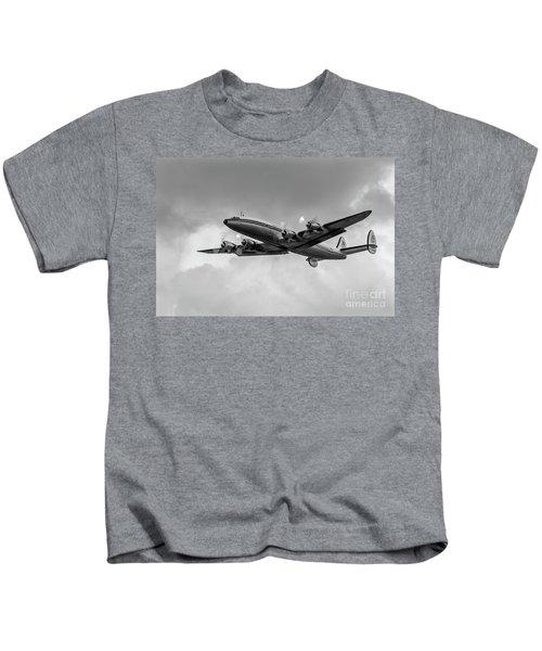 Lockheed Breitling Super Constellation  Kids T-Shirt