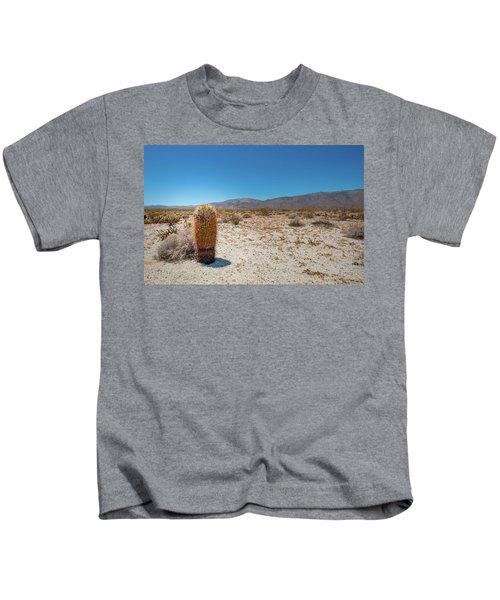 Lone Barrel Cactus Kids T-Shirt