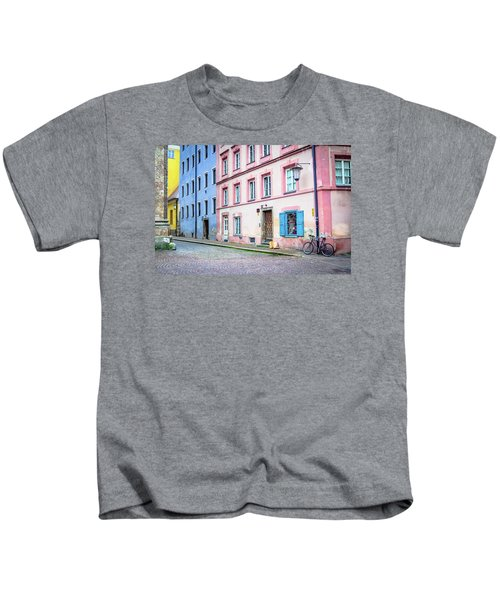 Lonely Bicycle Kids T-Shirt