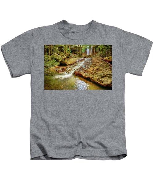 Long Falls Kids T-Shirt