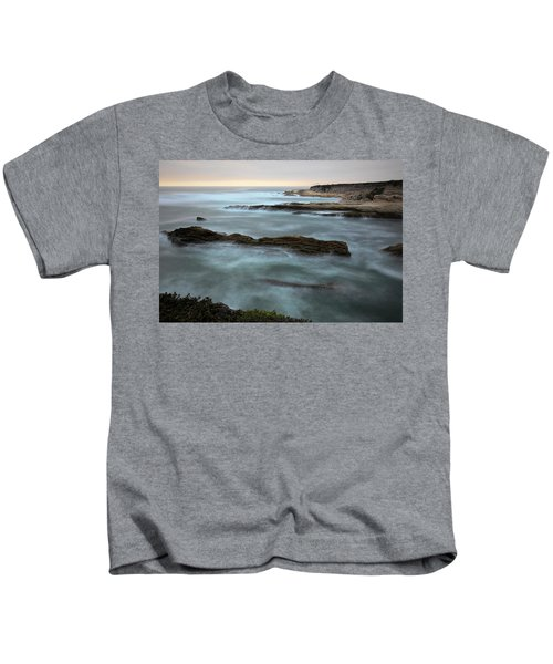 Lost In The Mist Kids T-Shirt
