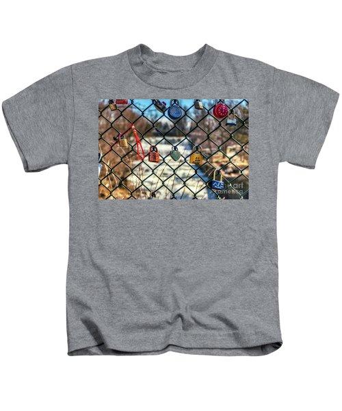 Love Locks Kids T-Shirt