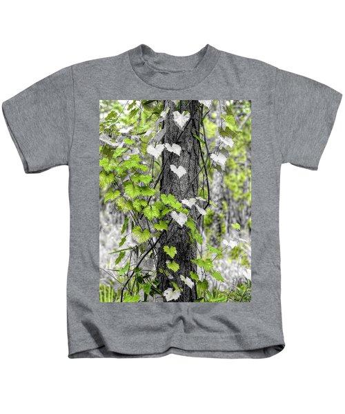 Love Of Nature Kids T-Shirt