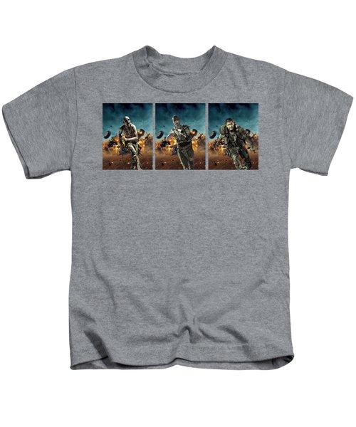 Mad Max Fury Road Kids T-Shirt