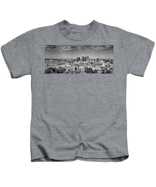 Magic City Skyline Kids T-Shirt