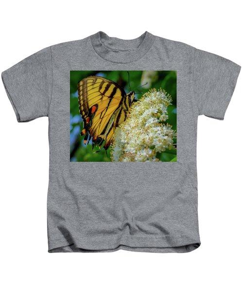 Manassas Butterfly Kids T-Shirt