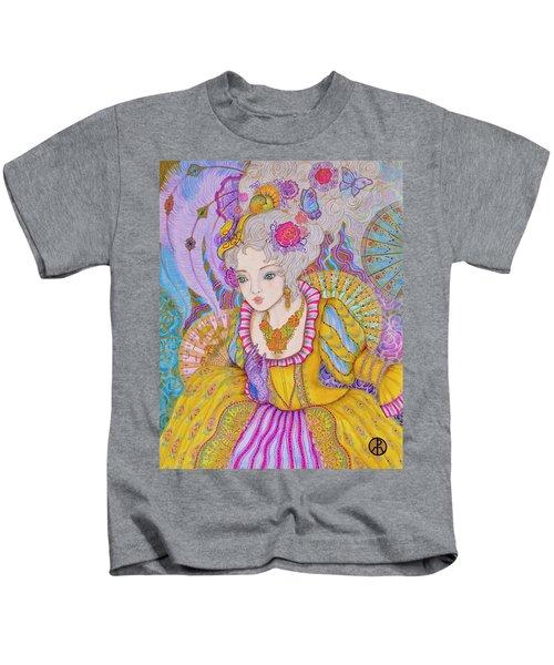 Marie Antoinette Kids T-Shirt