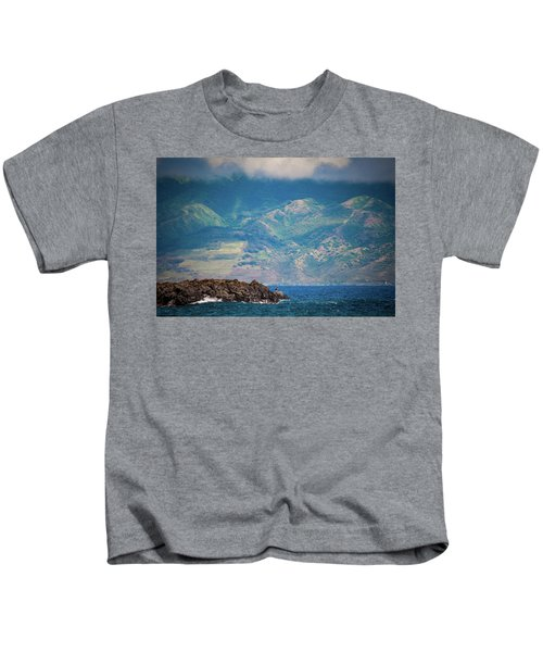Maui Fisherman Kids T-Shirt