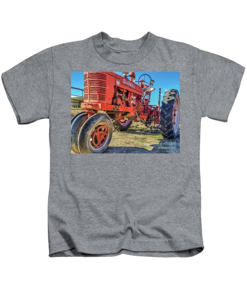 Mccormick Farmall Kids T-Shirt