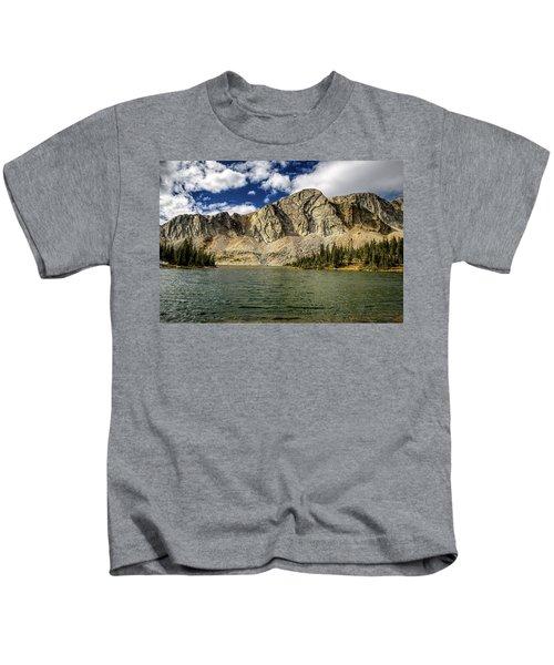 Medicine Bow Peak Kids T-Shirt