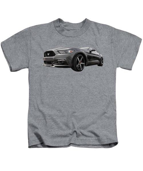 Merry Christmas Mustang S550 Kids T-Shirt