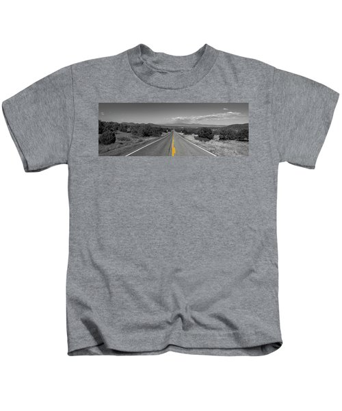 Middle Of The Road Kids T-Shirt