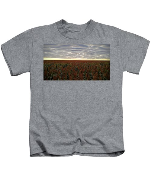 Miles Of Milo Kids T-Shirt