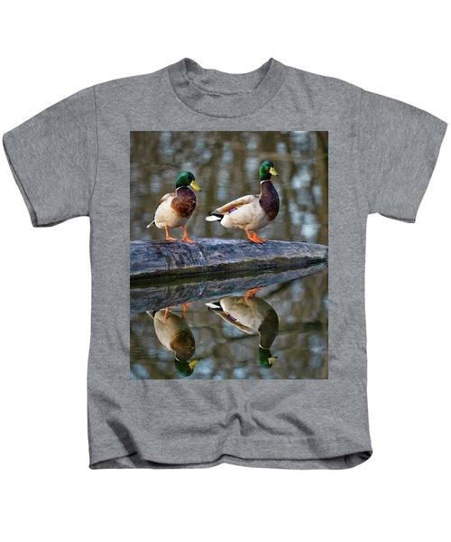 Mirror Mirror Kids T-Shirt