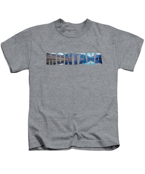 Montana Kids T-Shirt