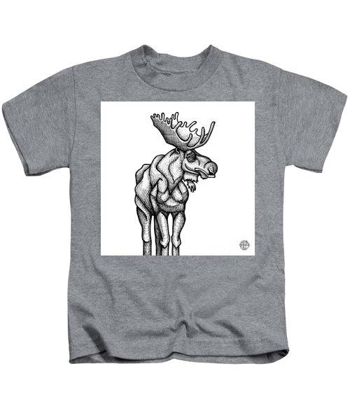 Moose Kids T-Shirt
