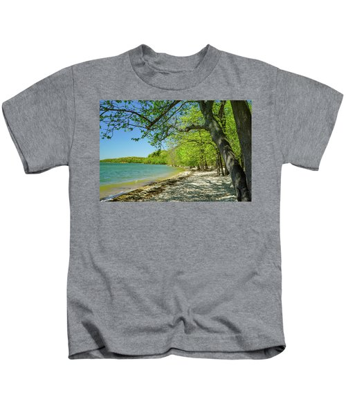 Moss Creek Beach Kids T-Shirt