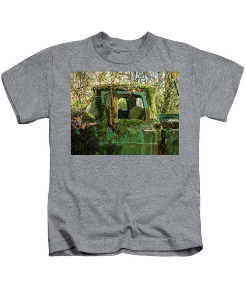 Mossy Truck Kids T-Shirt