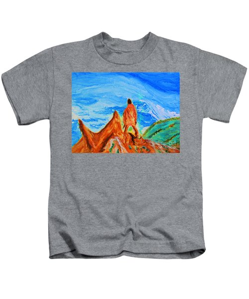 Mountain Vista Kids T-Shirt