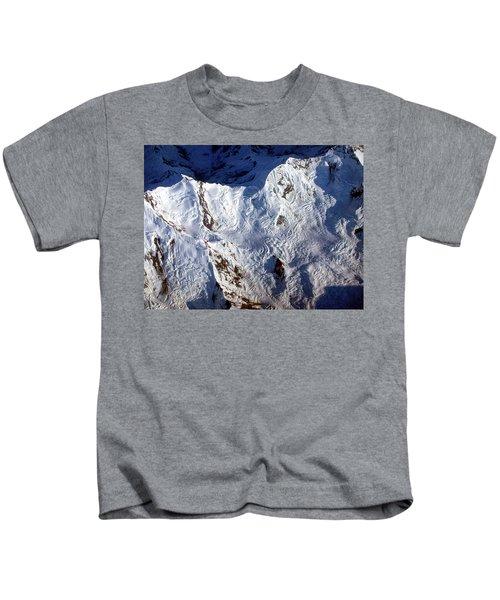 Mountaintop Snow Kids T-Shirt