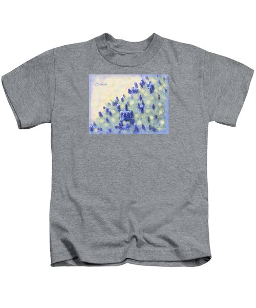 Muscari Morning Kids T-Shirt