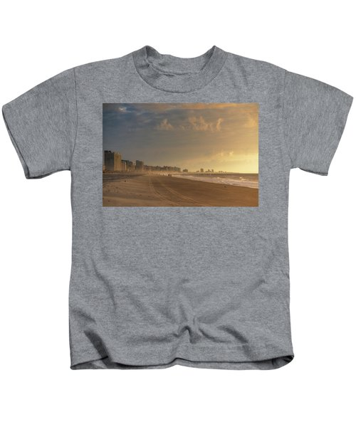 Myrtle Sunrise Kids T-Shirt