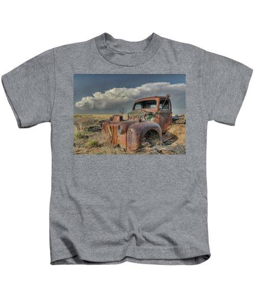 Never Quit Kids T-Shirt