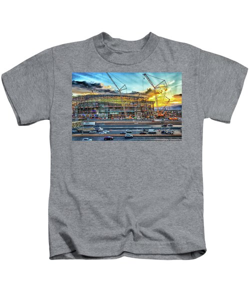 New Home For Las Vegas Raiders Kids T-Shirt