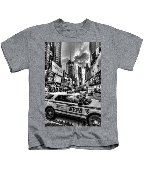 fb6452b3 New York Police Department Kids T-Shirts | Fine Art America