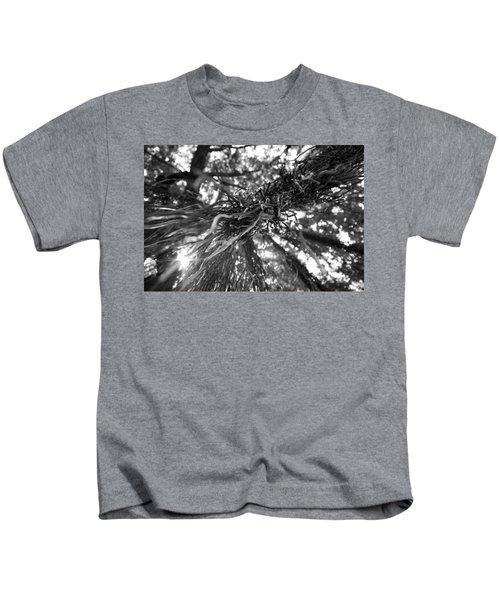 New Zealand Christmas Tree Three Kids T-Shirt