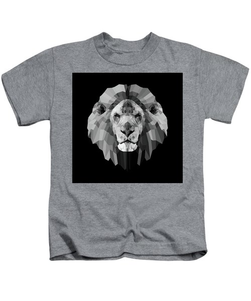Night Lion Kids T-Shirt