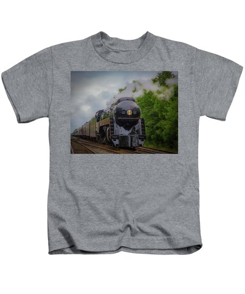 Norfolk And Western 611 Kids T-Shirt
