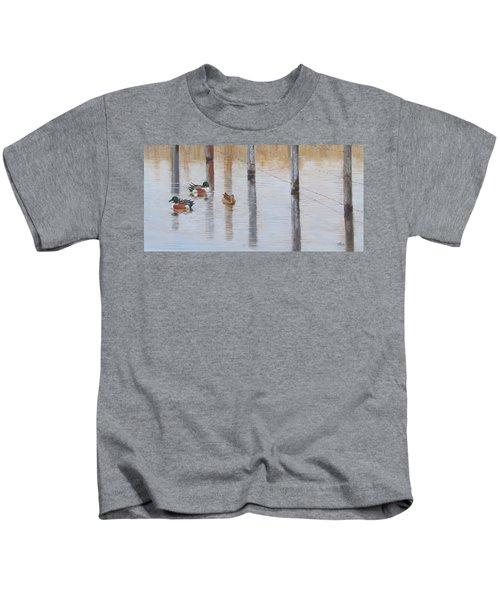 Northern Shovellers Kids T-Shirt