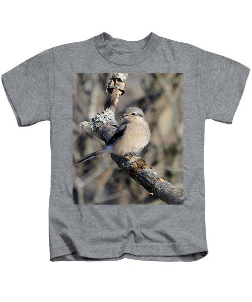 Northern Shrike Kids T-Shirt