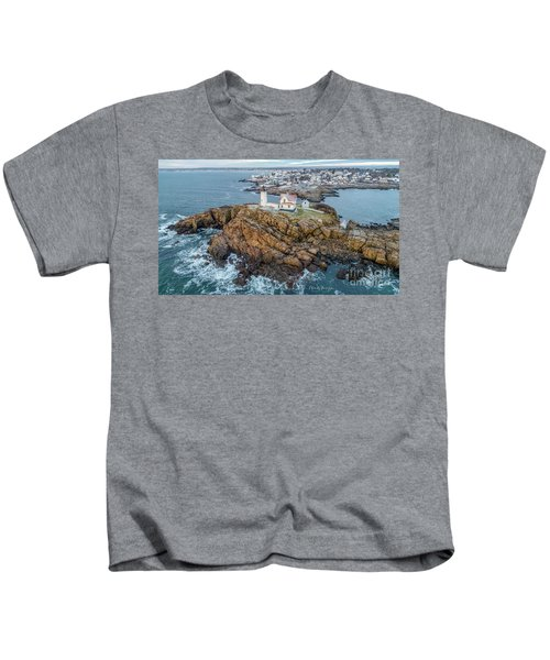 Nubble Light Winter Kids T-Shirt