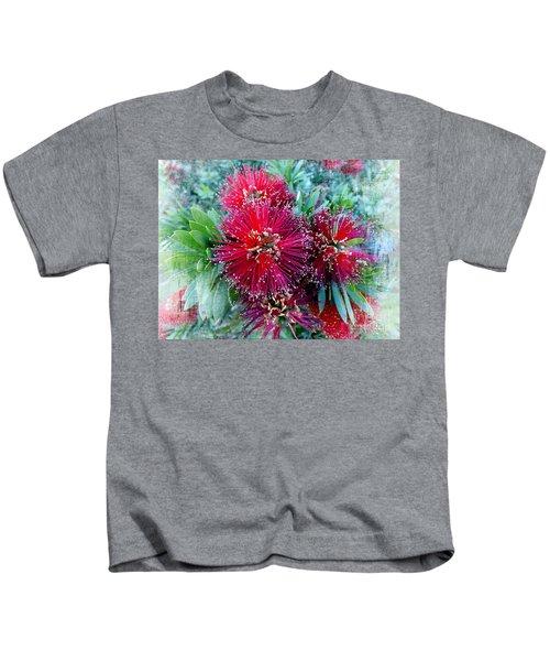 N.z. Christmas Tree. Kids T-Shirt