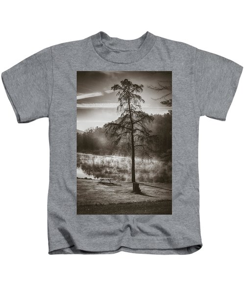 Odd Pair Sepia Kids T-Shirt