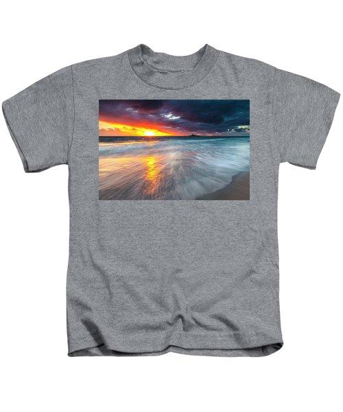 Old Lighthouse Kids T-Shirt