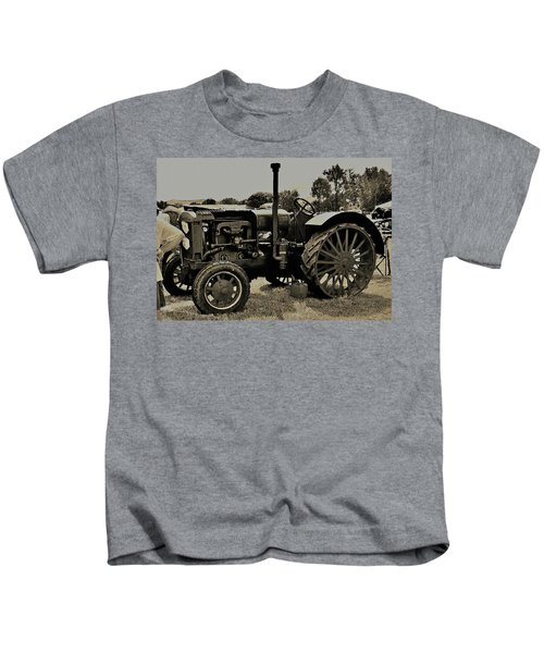 Ye Old Tractor Kids T-Shirt