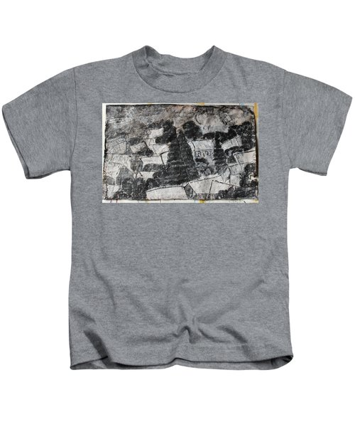 On The Day Of Execution Kids T-Shirt