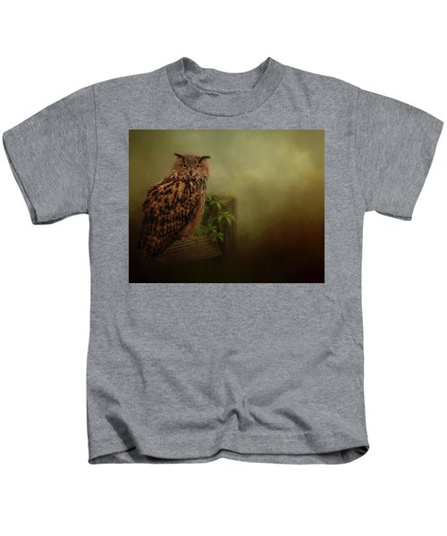 On The Fence  Kids T-Shirt