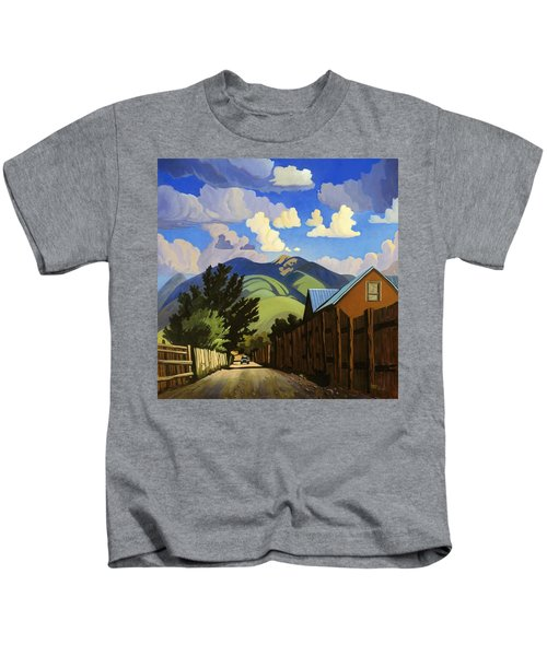 On The Road To Lili's Kids T-Shirt