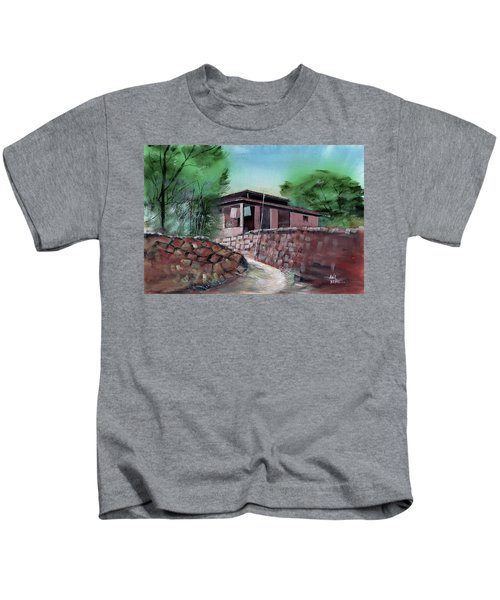 On  The Way 3 Kids T-Shirt