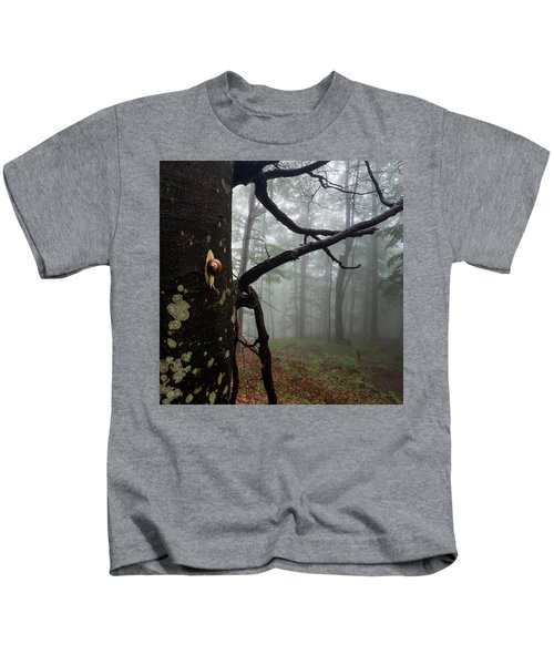 One Day Of The Snail's Life Kids T-Shirt