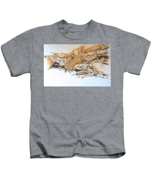 Painted Lady Butterfly Kids T-Shirt