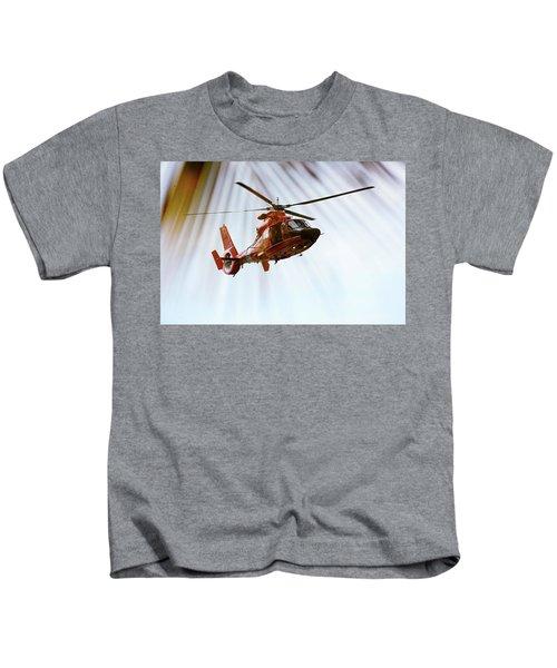 Palm Chopper Kids T-Shirt