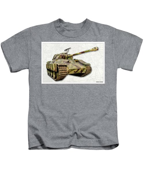 Panzer V Panther Kids T-Shirt