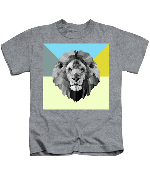 Party Lion Kids T-Shirt